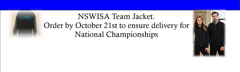 NSW Team Jacket